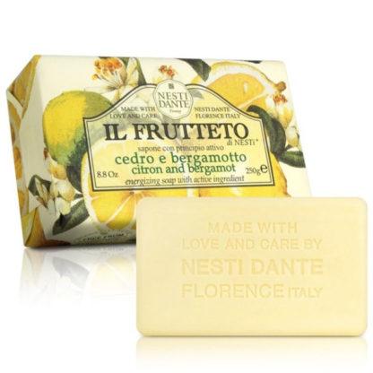 Nesti Dante citrom-bergamott szappan