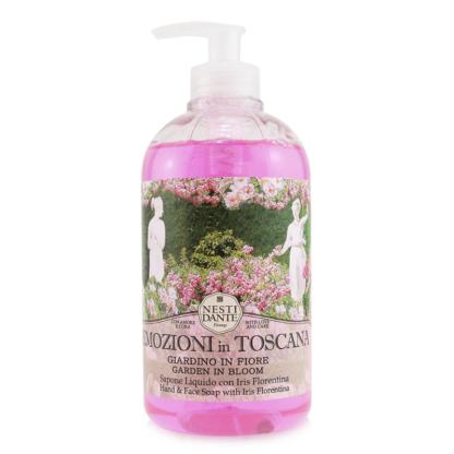 Nesti dante emozioni in toscana virágzó kert folyékony szappan