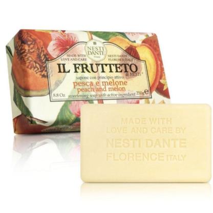 Nesti Dante il frutteto peach and apricot szappan