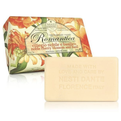 Nesti Dante romantiica noble cherry szappan 250 gr