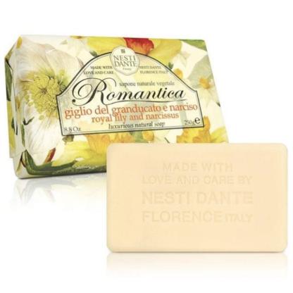 Nesti Romantica royal lily szappan