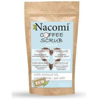 nacomi kávé-radír kókusz
